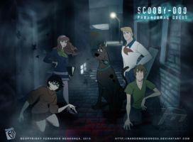 Scooby Doo Paranormal Quest by nandomendonssa