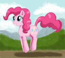 The Pinkie Hop by Mel-Rosey
