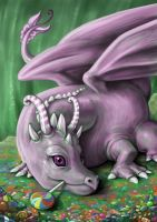 The Candy Dragon by CanteRvaniA