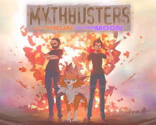 MythBusters USM by BLADEDGE