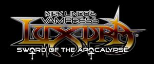Luxura: Sword of the Apocalypse Official Logo by VampressLuxura