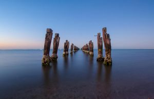 Clifton Springs Sunset 2 by daniellepowell82