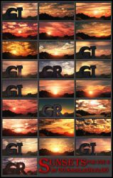 Sunset pack for Vue 6 by 00AngelicDevil00