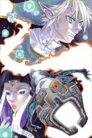 The legend of zelda twilight princess by Arashi-H