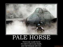 Pale Horse by ragamuffin900