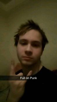 Tfw you look pop punk but you arent in a band by superduncanlogan