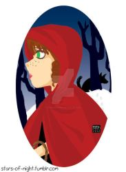 Little Red Riding Hood by Stars-of-Night