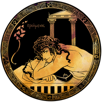 Antinous by Mintonia