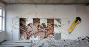 Spoare The Cutter (frankfurt (oder), 2015) by spoare153