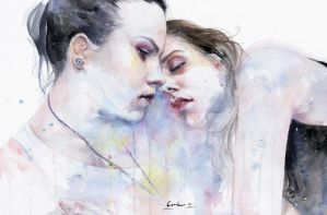 xx love by agnes-cecile