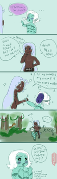 Not the best first impression by Korhann