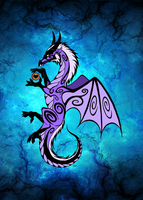 2014-03-20-dragon by Skychaser