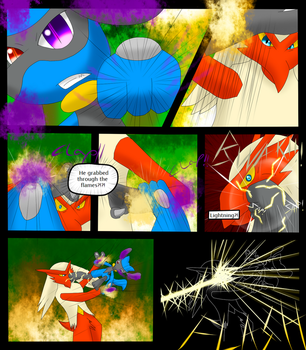 Pokemon Paradox Chapter 1 Page 6 by XetaJTS