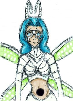 Arrancar Fay by Matt-The-Cookie