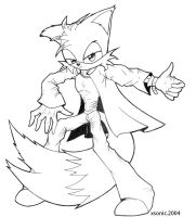 Brown Fox :: new Style by xsonic