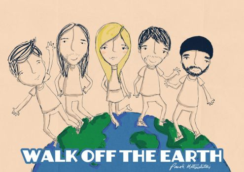 Walk off the Earth by paahti