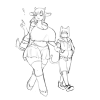 Sisters outing by Cowszers