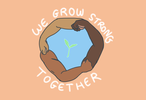 We Grow Strong by rimonade