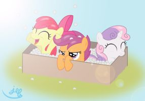 Cmc in a box by Bugplayer