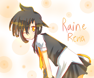 Happy Happy Rena 8'D by Kream-Cheese