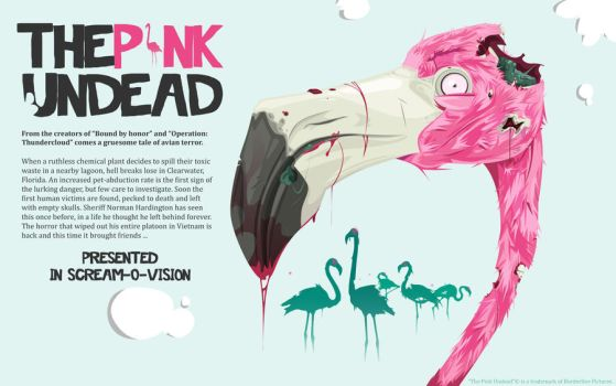 The Pink Undead by pan10