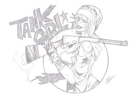 TankGirl by Dannith
