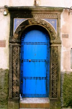 Blue Door by etcwhatever