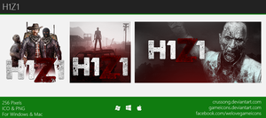 H1Z1 - Icon by Crussong