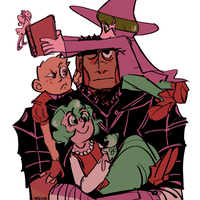 world's okayest dad by metswee