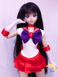Sailor Mars - 32 by djvanisher
