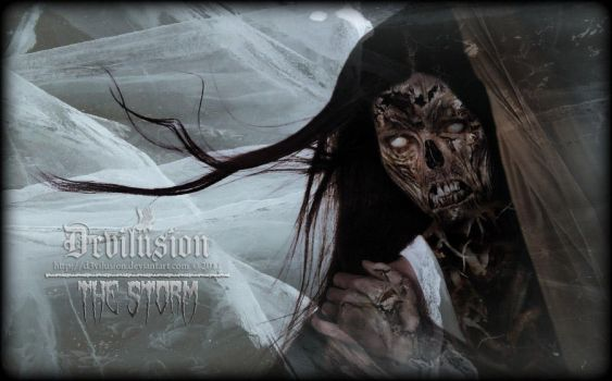 The Storm by D3vilusion