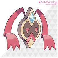 167: Mindallion by LuisBrain