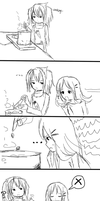 Comic : Cooking by Aii-luv