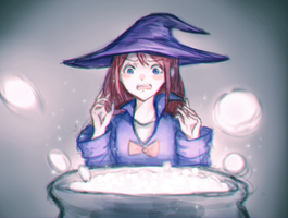 Witch and MIstakes by InoueOKaito