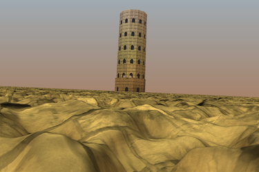 Tower of Babel by tsahel
