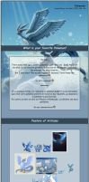 Journal CSS Articuno by ClaireLyxa