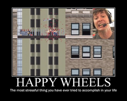 Happy Wheels and Tobuscus by MidnaCookies1425