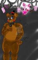 toy freddy: oh hey there by sSflowerSs