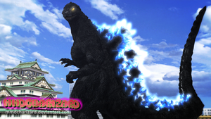 MMD Newcomer - PS3/PS4 Godzilla V2 +DL+ by MMDCharizard
