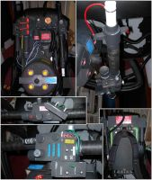 DIY Ghostbusters Proton Pack II by NathanKroll
