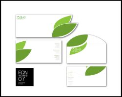 TEHE BISTRO Envelopes by eonworks