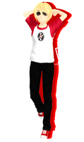 .:MMD:. KB Dave Strider DL by bells123