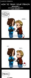 S-craps 11 (Beware, WINCEST and S10 SPOILERS) by KamiDiox