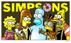 Who Watches the Simpsons? by TonyDennison