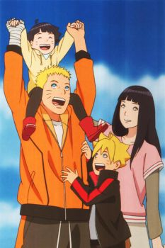 Familia Uzumaki The Last Naruto The Movie HD by AiKawaiiChan