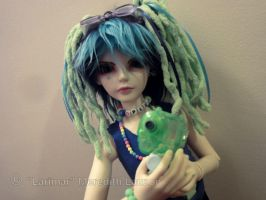 Dreadfalls and Waterguns by Larimar