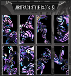 abstract C4D pack 9 by trveviking