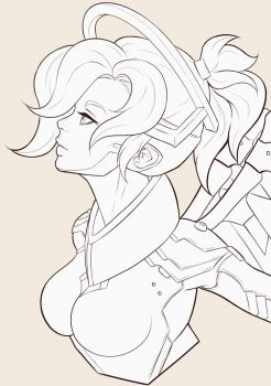 Mercy by MilarS