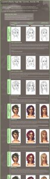 Hair Tutorial - Second Edition by OneFreeInternet