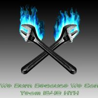 Flaming Wrenches by DreamingXofXNight